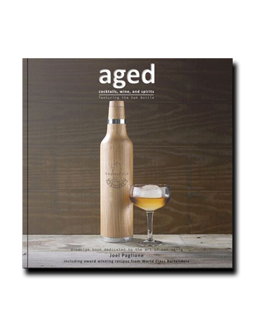 Aged Cocktail Book